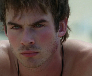 ian somerhalder, lost, and boy image