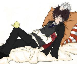 anime, hibari, and cute image