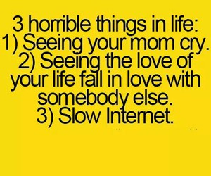 internet, horrible, and life image