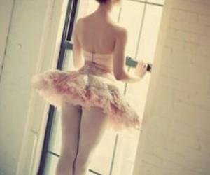 tutu, ballet, and dancer image