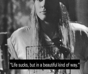 axl rose, Guns N Roses, and quote image