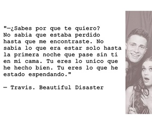 beautiful disaster, book, and colton haynes image
