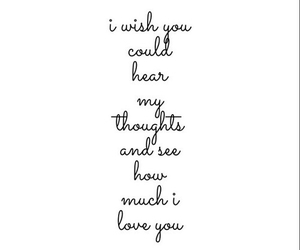 love, quote, and girl image