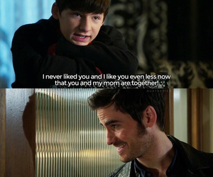 ouat, funny, and henry image