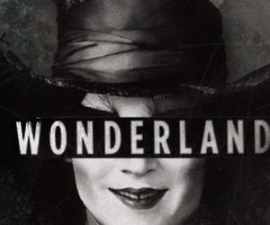 wonderland and johnny depp image