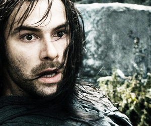 lord of the rings, the hobbit, and aidan turner image