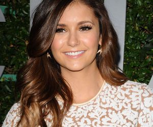 Michael Kors, Nina Dobrev, and the vampire diaries image
