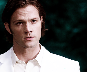 jared padalecki, sam winchester, and lucifer image