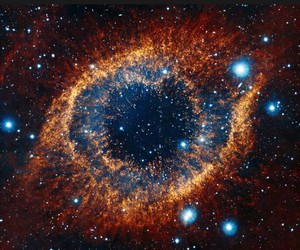 black and blue, colour, and stars image