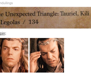 Legolas, kili, and tauriel image