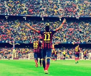 neymar, Barca, and 11 image