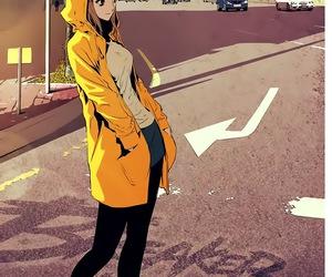 manga, the breaker, and girl image