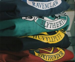gryffindor, Houses, and harry potter image