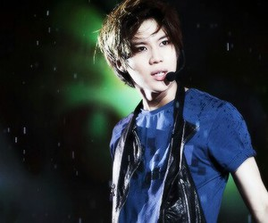 SHINee, Taemin, and korean image