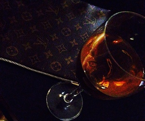 drink and Louis Vuitton image