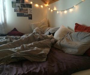cozy cat room grunge image
