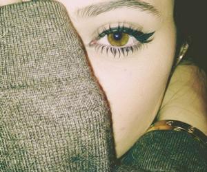 eyes, kylie jenner, and eye image