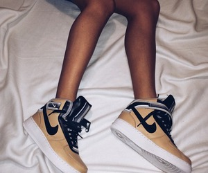 bed, luxury, and nike image