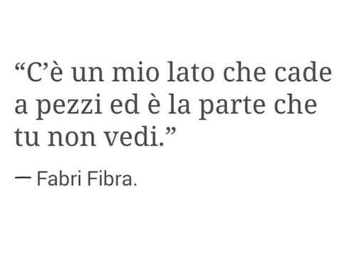 Frasi Canzoni Fabri Fibra.Fabri Fibra Uploaded By Marcella On We Heart It