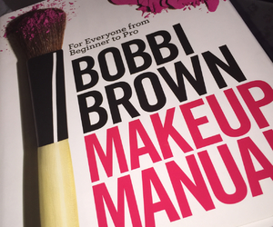 beauty, book, and makeup image