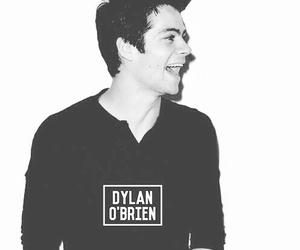 teen wolf, dylan o'brien, and stiles stilinski image