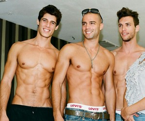 boy, men, and Hot image