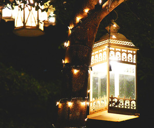 light, candle, and lanterns image