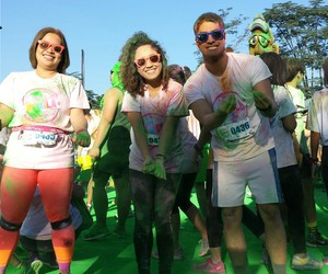 color, colorrun, and friends image