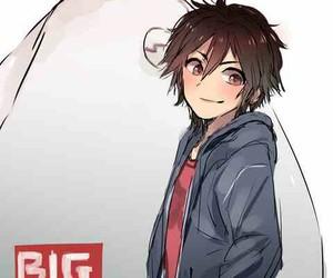 fan art, hiro, and kawaii image