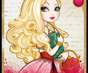 apple white and ever after high image