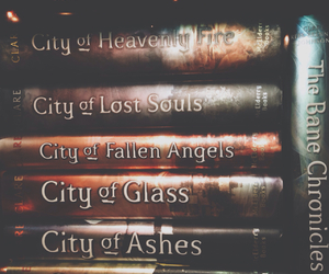 the mortal instruments, books, and city of glass image