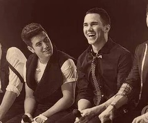 big time rush, kendall schmidt, and logan henderson image