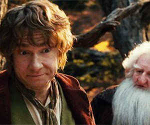 bilbo, the hobbit, and bilbo baggins image