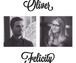 arrow, oliverqueen, and stephenamell image