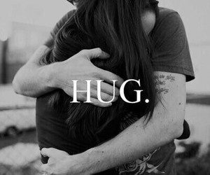 hug, love, and boy image