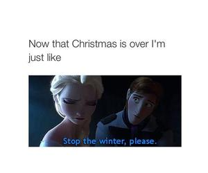 funny, frozen, and winter image