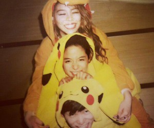 amber, kpop, and eric nam image