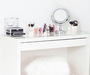 room, lipstick, and makeup image