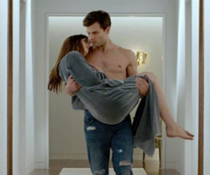 fifty shades of grey, christian grey, and movie image