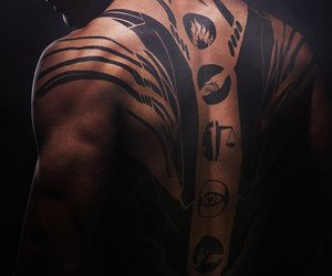 tattoo, perfect, and theo james image
