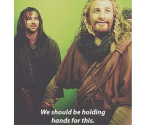 brothers, dean o'gorman, and the hobbit image