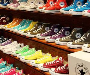 converse, cool, and love image