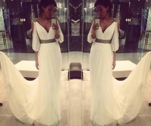 dress, fashion, and iphone image