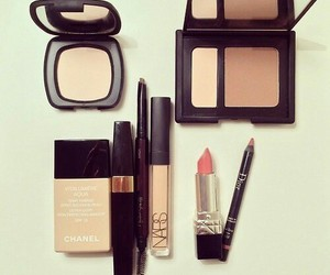 fashion, chanel, and make up image