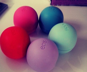 eos, blueberry acai, and passion image