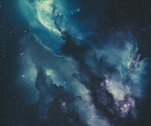 background, stars, and blue image