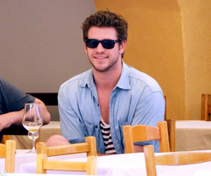 italy, smile, and liam hemsworth image
