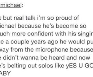 5 seconds of summer, 5sos, and michael clifford image