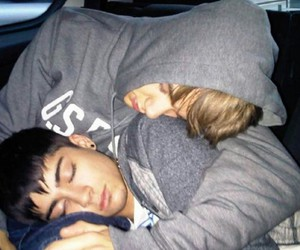liam zayn dream sleep image