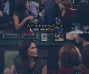 funny, how i met your mother, and ghost image